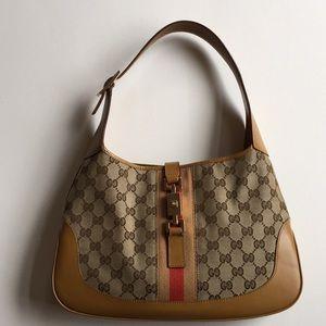 5a2853db59cc Gucci Bags | Jackie Hobo Bag | Poshmark